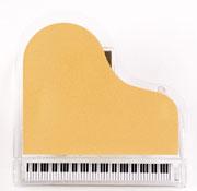 ピアノクリップ/ゴールド