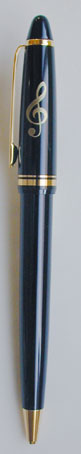 クラシックボールペン/ブラック