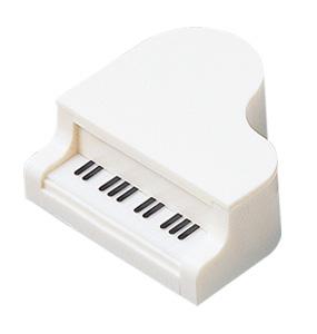 ミニピアノ鉛筆削り ホワイト