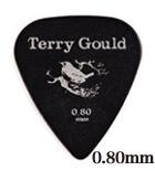 TERRY GOULD サンドグリップ ティアドロップ ブラック 0.60mm~1.00mm 20枚入り