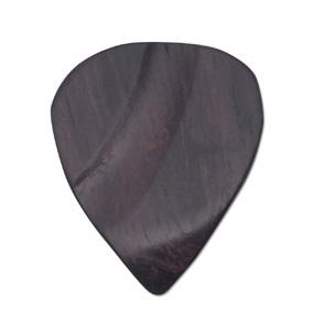 GUITARPICK ローズウッドピック8枚入りローズウッド紫檀ピックティアドロップ
