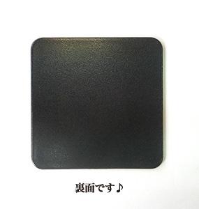 クラッシィコースター5枚セットト音記号/パールホワイト