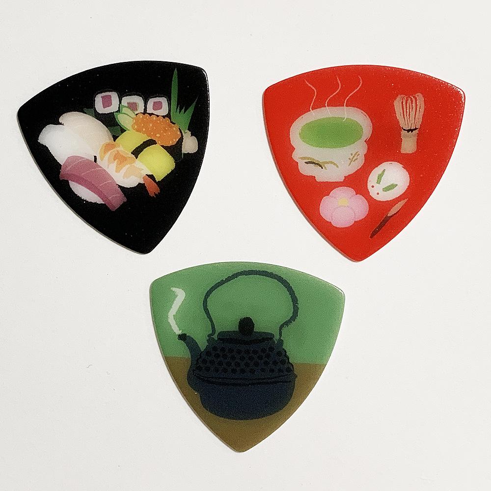 日本のギターピックギフトパック おもてなし