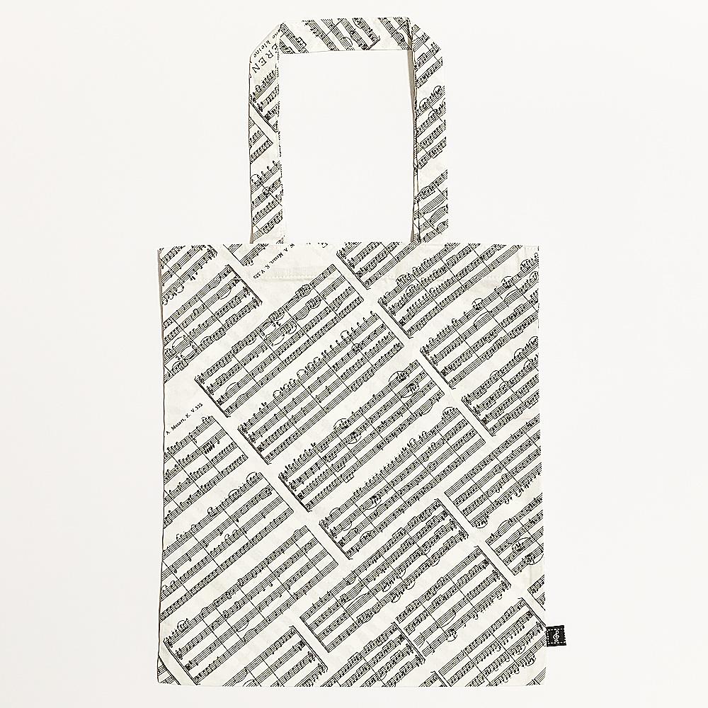 音楽包 手提袋(ブラック/カーキ/アイネクライネ)