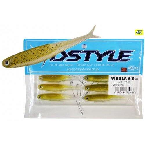 DSTYLE / ディスタイル ヴィローラ 2.8インチ