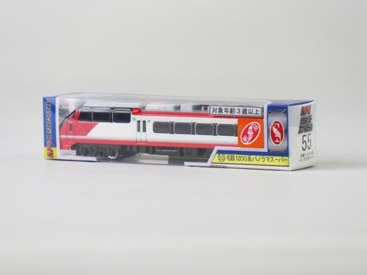 名鉄1200系パノラマスーパー Nゲージ鉄道模型