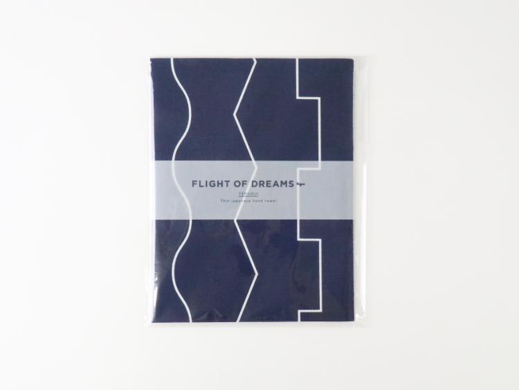 FLIGHT OF DREAMS 手ぬぐい