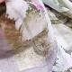 大判ストール イタリア製【ヴィオラ・アクエレッラ】68cm*190cm 長方形/春夏ストール・ふんわり柔らかシルクモダール