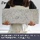 【送料無料 天然石笠石】ダラット 笠石 ANグレー 2枚セット販売