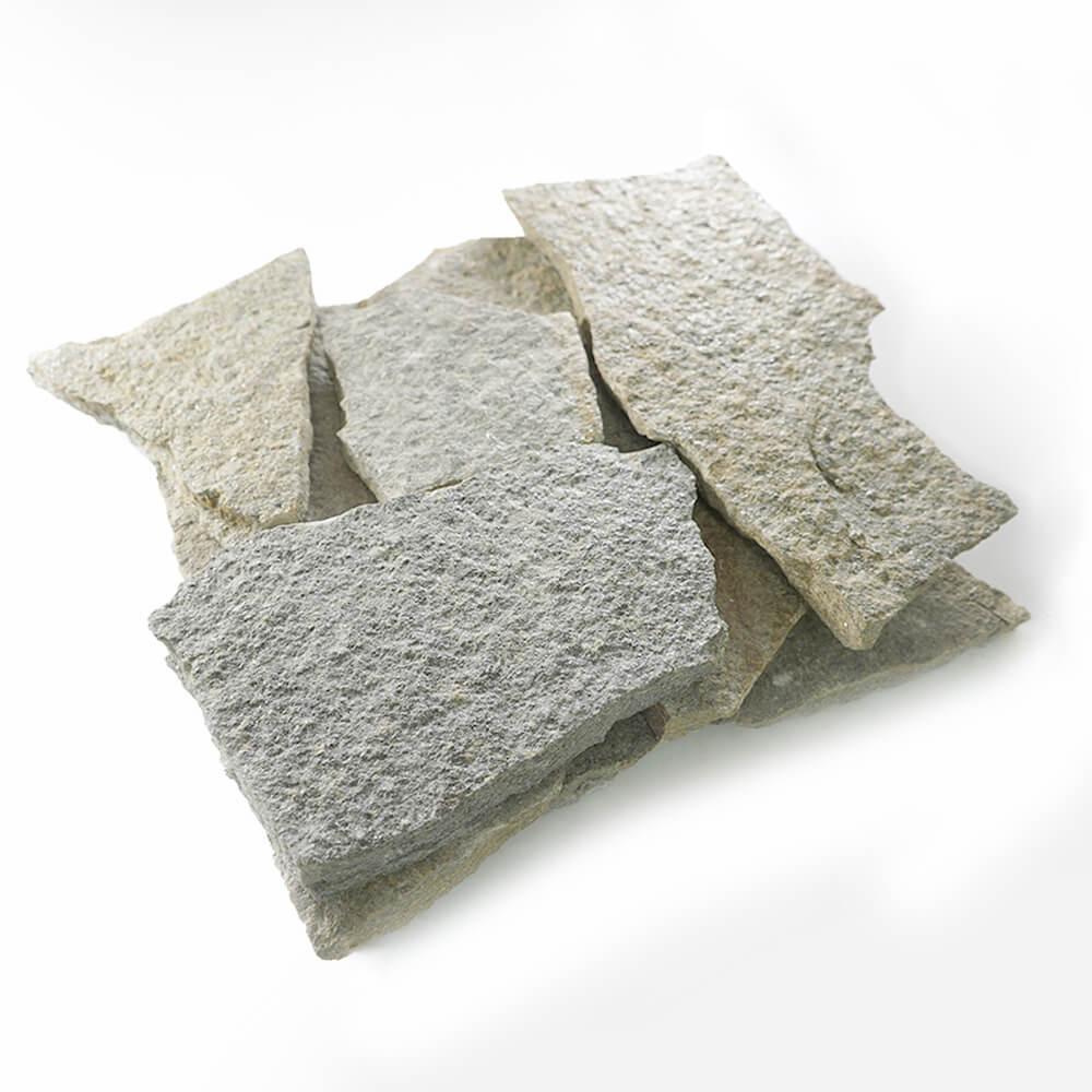 【乱形石 片麻岩】 ルゼルナ イタリー 乱形 1束=0.5平米販売