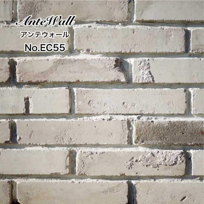 【アンティークレンガ】レンガ壁用 アンテウォール EC55 バラ販