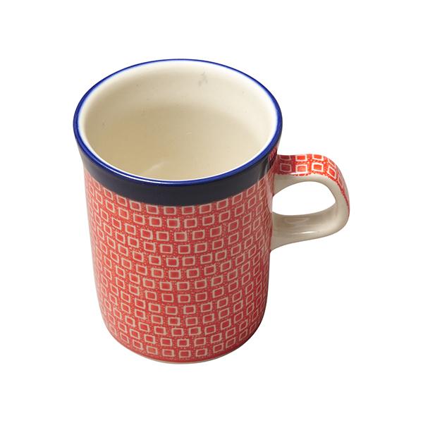 プティパヴェレッド マグカップ(0.25L)