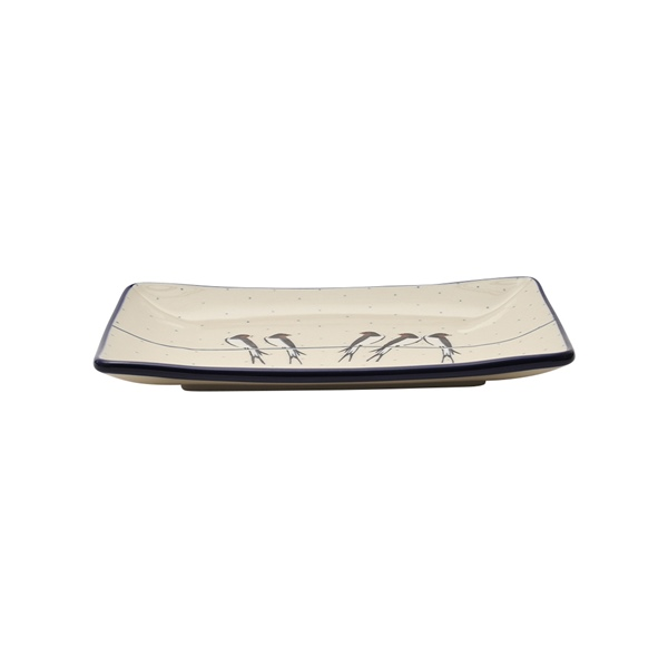 スワロー レクタングルトレイ(21.5/14.5cm)