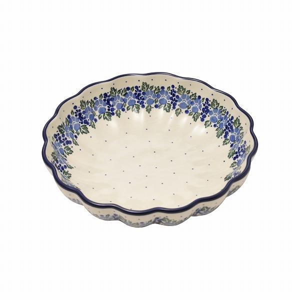クラクフ 波型盛鉢(23.5cm)