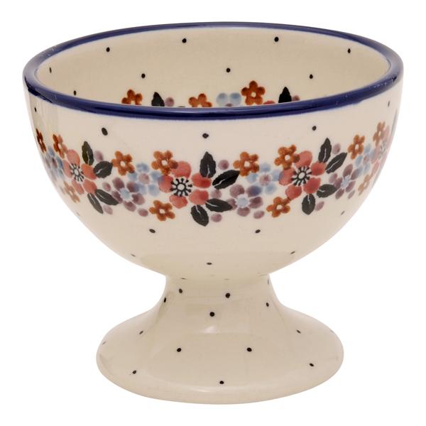 プティバイオレット アイスクリームカップ(11cm)