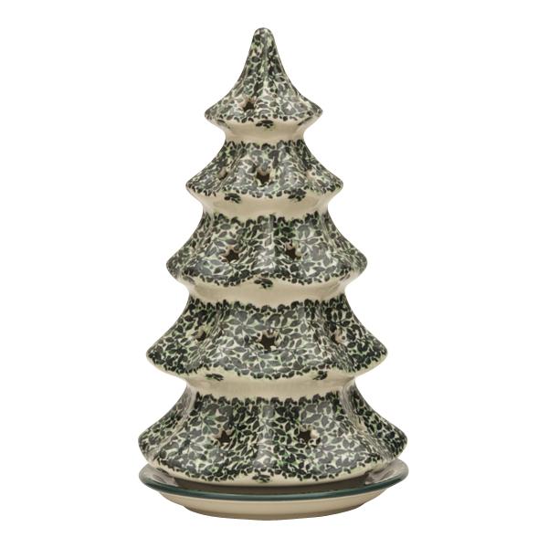 トゥホラ キャンドルホルダー モミの木(25cm)