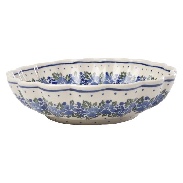 クラクフ 波型盛鉢(20cm)[CR400]