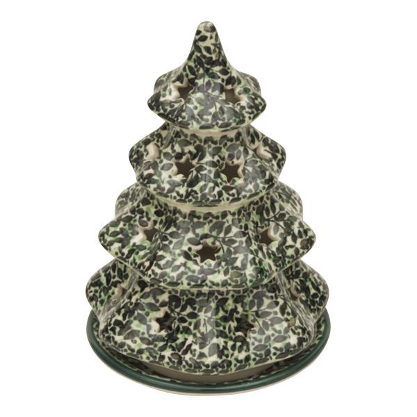 [※ログインが必要です※会員限定商品]トゥホラ キャンドルホルダー モミの木(17.5cm)
