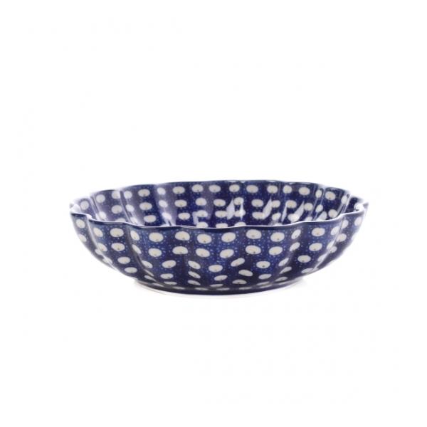 ドヌーブ 波型盛鉢(20cm)[CR20]