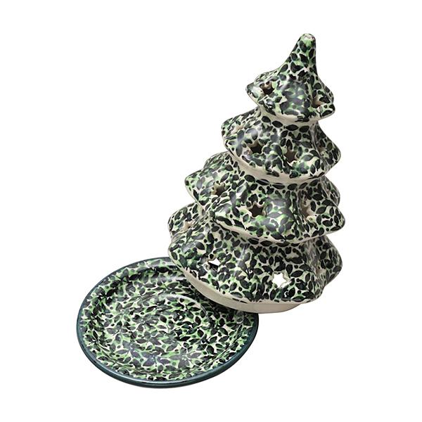 [※ログインが必要です※会員限定商品]トゥホラ キャンドルホルダー モミの木(15cm)