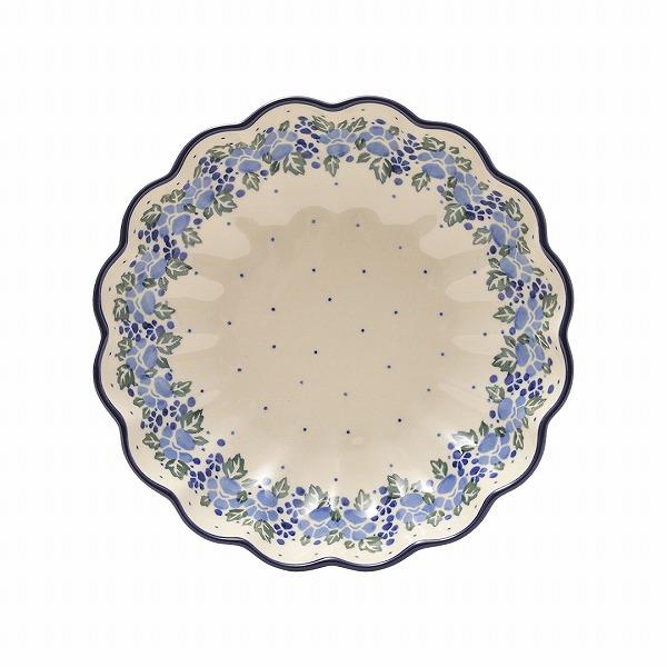クラクフ 波型盛鉢(20cm)