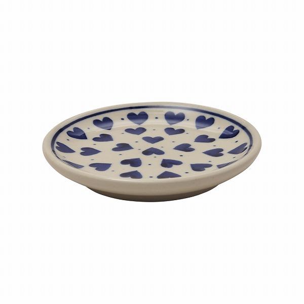 ハートサークル 小皿(10cm)