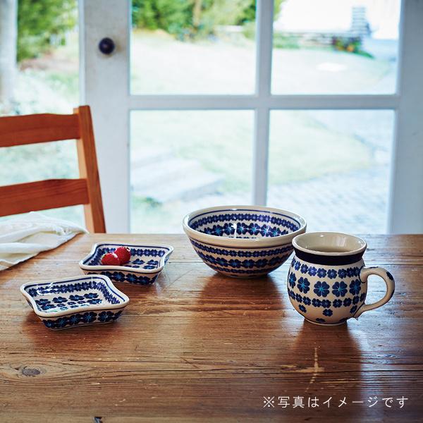 ブラウ 四方皿(11.5cm)[CR45]