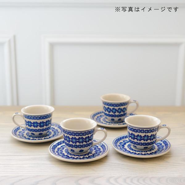 ブラウ カップ&ソーサー(0.15L)