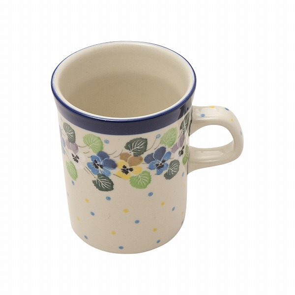 パンジーライン マグカップ(0.25L)