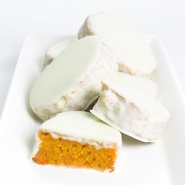 安納芋ホワイトトリュフチョコレート 5個入