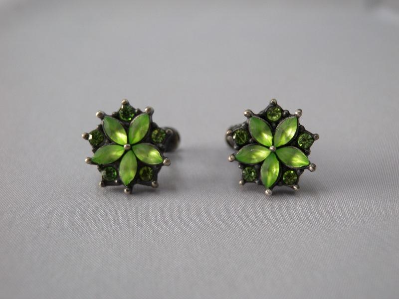 送料無料,イヤリング,002,緑,earrings,green,アクセサリー