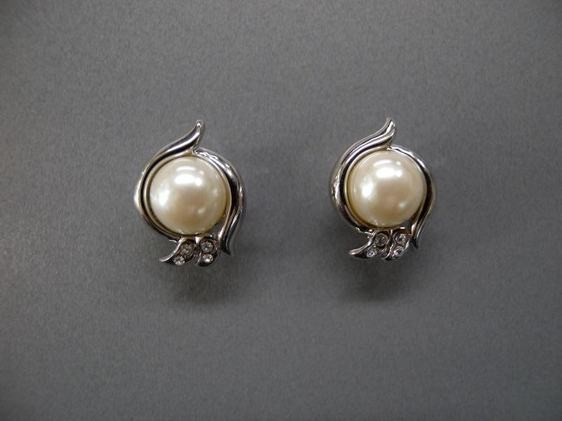 送料無料,ピアス,021,パール,シルバー,earrings,pearl,silver,アクセサリー