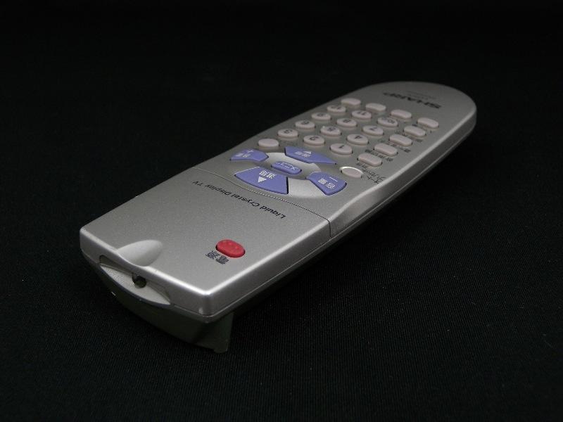 送料無料,シャープ,GA004WJSA,中古,LCDTV,リモコン,純正品,SHARP