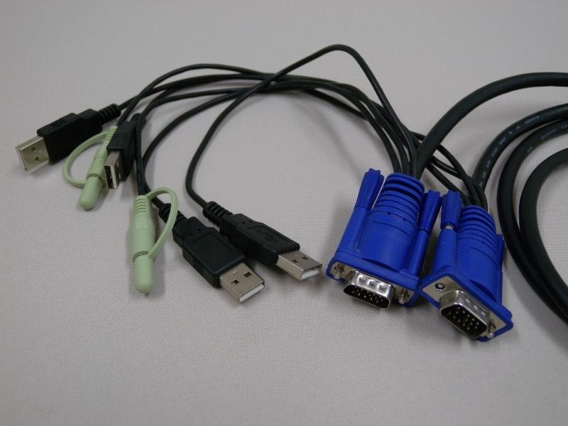 送料無料,エレコム,KVM-KUS,中古,USB,パソコン,切替器,ELECOM
