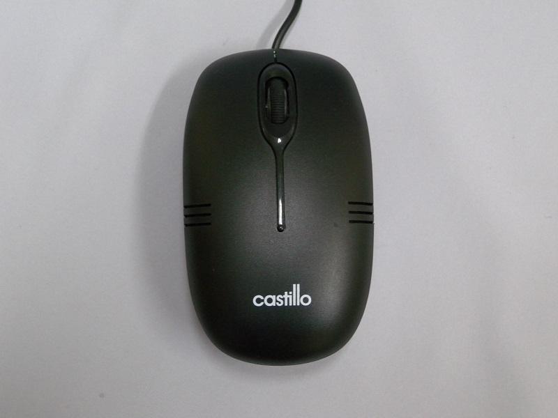 送料無料,レーザー,マウス,castillo,新品
