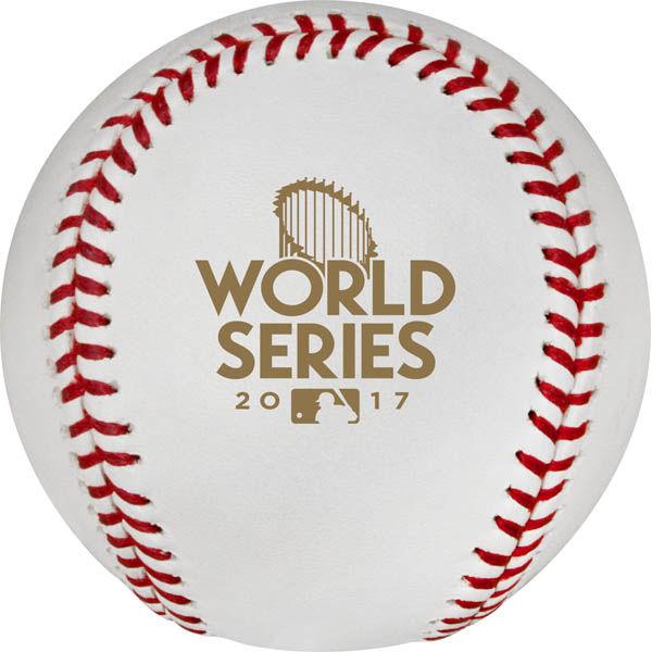 Rawlings社製 ヒューストン・アストロズ MLB 2017 ワールドシリーズ優勝記念球 ケース付き (ボール) ローリングス 12/12入荷!