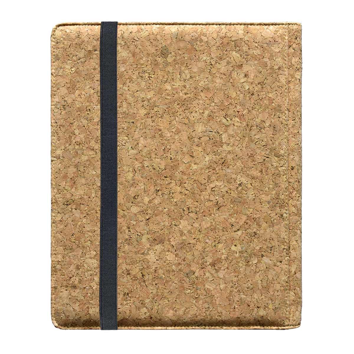 ウルトラプロ (Ultra Pro) プレミアム プロ バインダー コルク #85375 | Premium PRO-Binder Cork