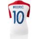ルカ・モドリッチ 直筆サイン入りユニフォーム 2017-18 クロアチア代表 ホーム バックサイン (Luka Modric Signed Croatia 2017-18 Home Shirt With Fan Style Numbers) 2/13入荷!