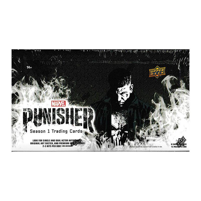 パニッシャー 2020 Upper Deck Marvel The Punisher Season 1 Trading Cards、店頭販売中、価格はASK 4/23入荷!