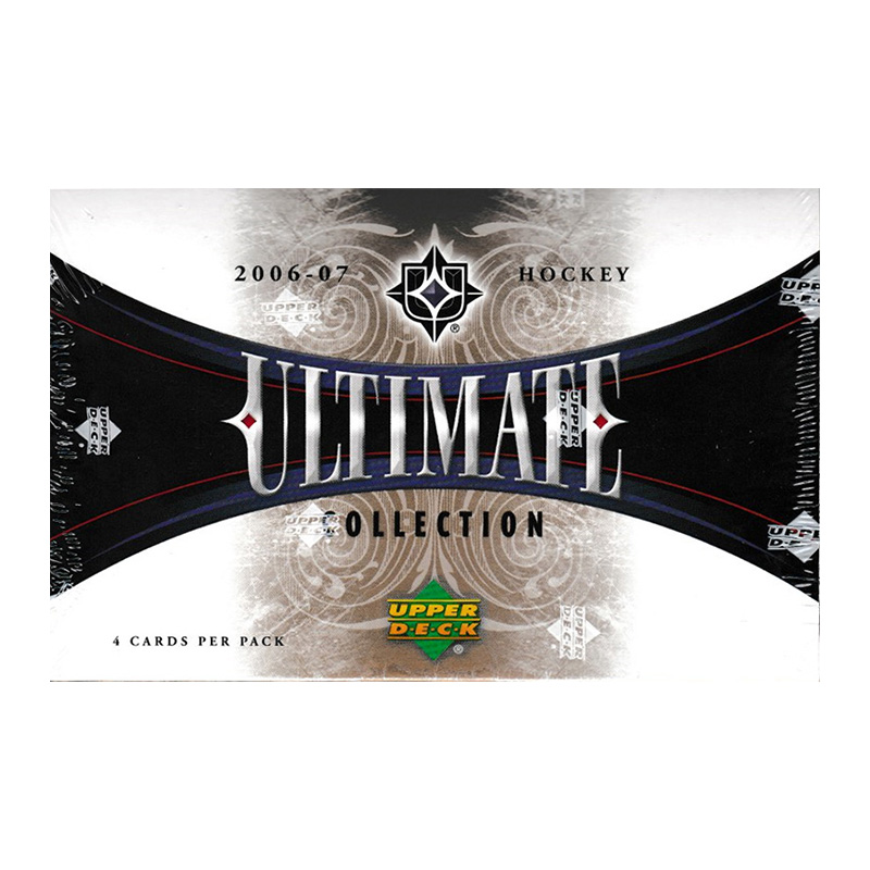 NHL 2006/07 UD Ultimate Collection パック(Pack)