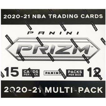 NBA 2020-21 Panini Prizm Basketball Multi/Cello Pack版 8/2入荷