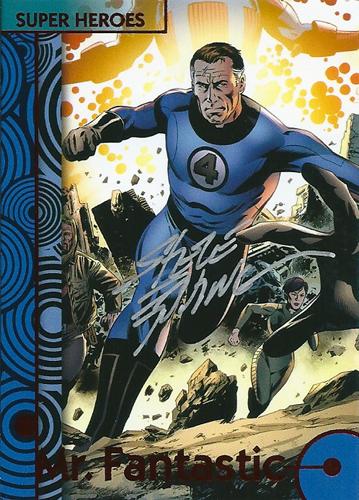 スティーブ・エプティング アメコミカード Steve Epting 2013 UD Fleer Retro Marvel Autographs