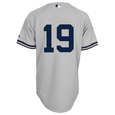 田中将大 オーセンティック ユニフォーム 選手使用 (ヤンキース/ロード/#19) / Masahiro Tanaka Authentic Player Jersey Majestic MLB