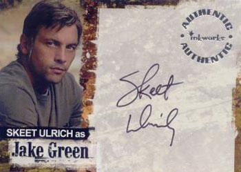 Inkworks ジェリコ/Jericho Season 1 Trading Cards Box