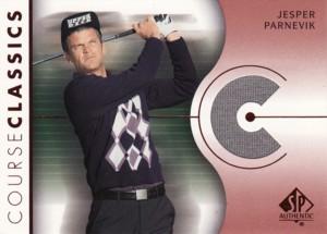 Jesper Parnevik 2003 SP Authentic Course Classics Shirt