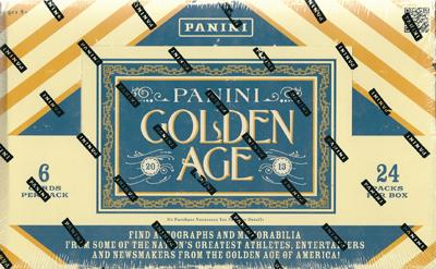 2013 Panini Golden Age Baseball