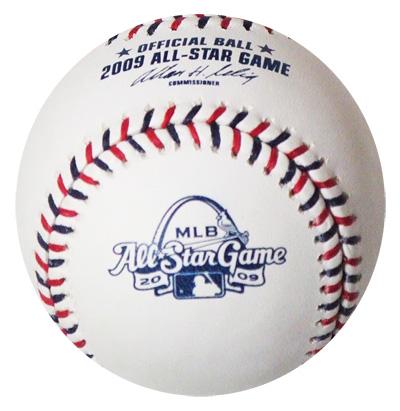 ローリングス社製 2009 オールスターゲーム 公式球 MLBボール