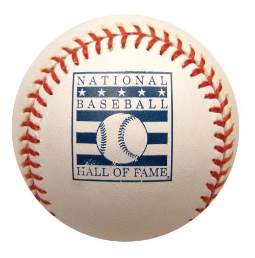 ローリングス ホールオブフェイム ロゴ入り 公式球 MLBボール (Hall of Fame Official Baseball)
