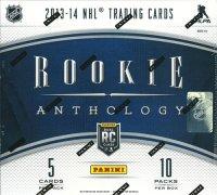 NHL 13/14 Panini Rookie Anthology Hockey