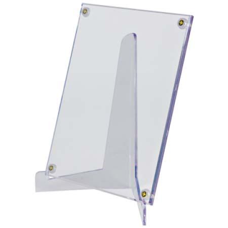 ウルトラプロ (Ultra Pro) カードスタンド (大) #81290 | Large Lucite Stand for Card and Photo Holders